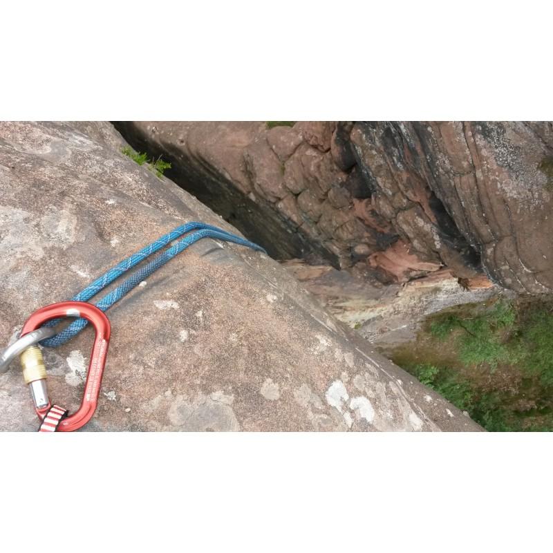 Bild 2 von Heike zu Mammut - Pendi 8.0 Dry - Halbseil