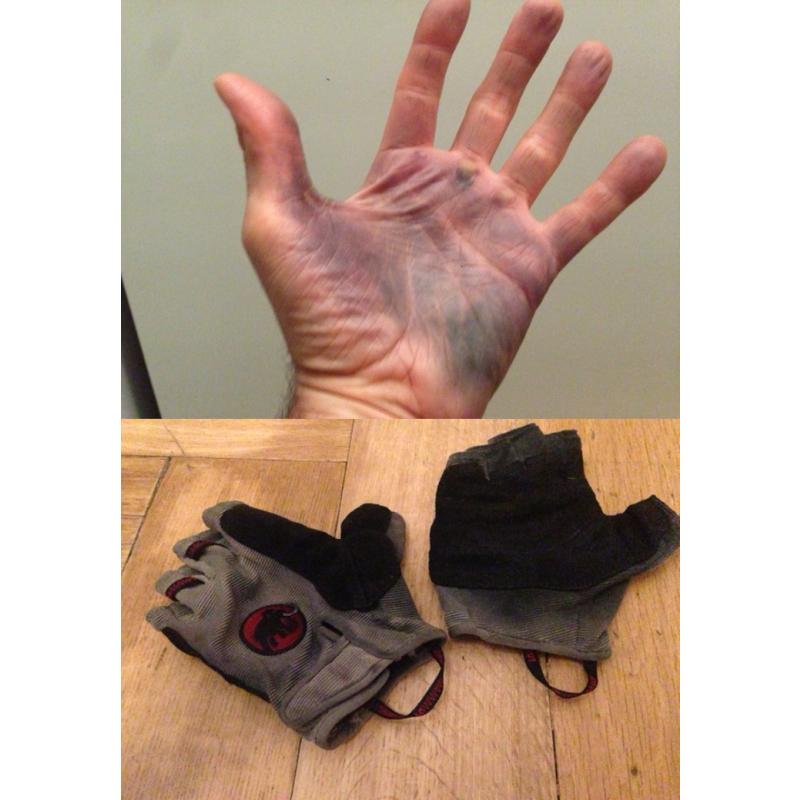 Bild 1 von Frederik zu Mammut - Trovat Glove - Klettersteighandschuhe