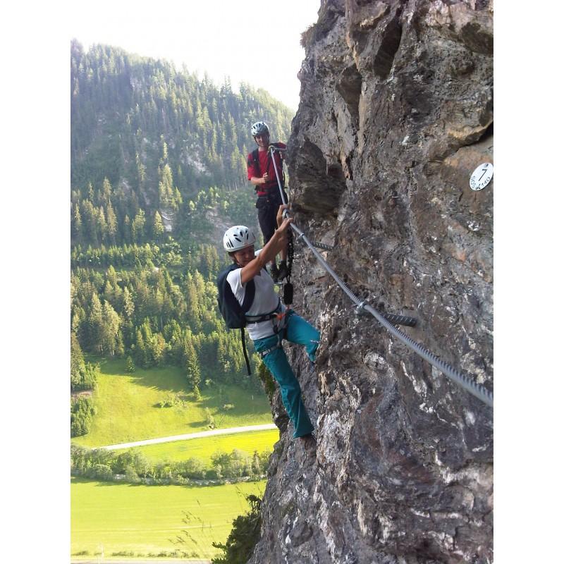 Bild 2 von Helga zu Monkee - Women's Ubwuzu Pants - Kletterhose