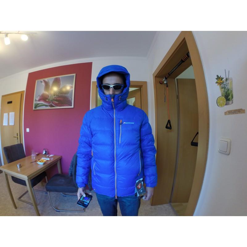 Bild 1 von Michael zu Montane - Black Ice 2.0 Jacket - Daunenjacke