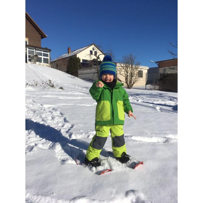 Bild 2 von Carsten zu Montura - Baby's Vertigo Pants - Kletterhose