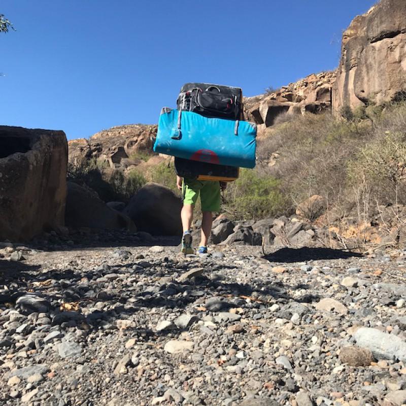 Bild 1 von Roland zu Moon Climbing - Moon Bouldering Bag - Umhängetasche