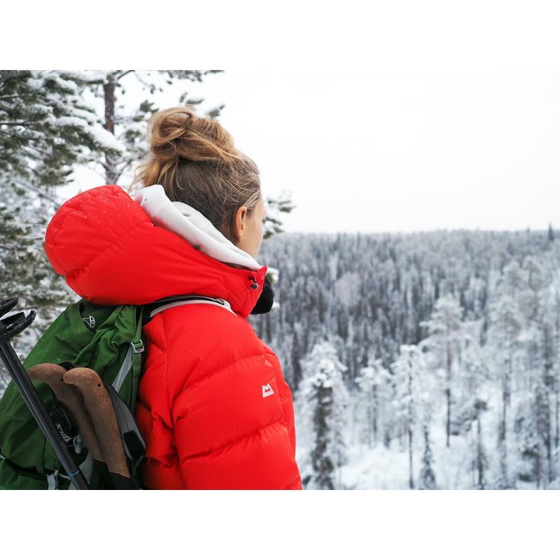 Bild 1 von Kathrin zu Mountain Equipment - Women's Sigma Jacket - Daunenjacke