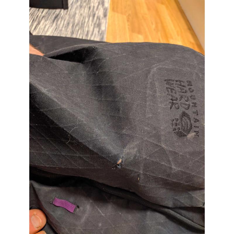 Bild 1 von Erik zu Mountain Hardwear - Crag Wagon 60 Backpack - Kletterrucksack