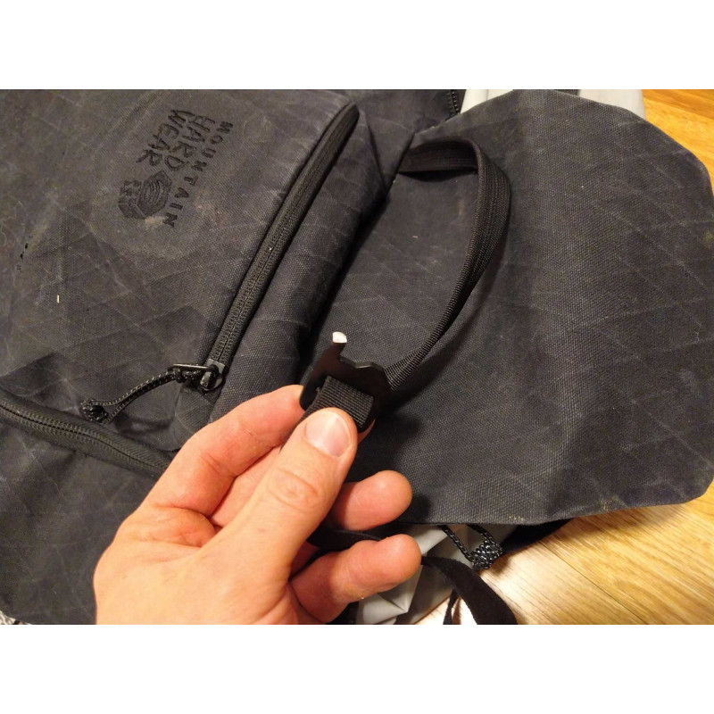 Bild 3 von Erik zu Mountain Hardwear - Crag Wagon 60 Backpack - Kletterrucksack