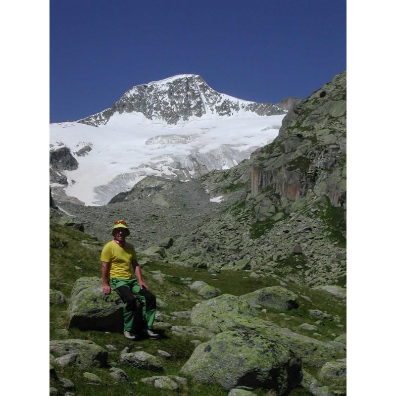 Bild 1 von Klaus zu Mountain Hardwear - Microchill Zip T - Fleecepullover