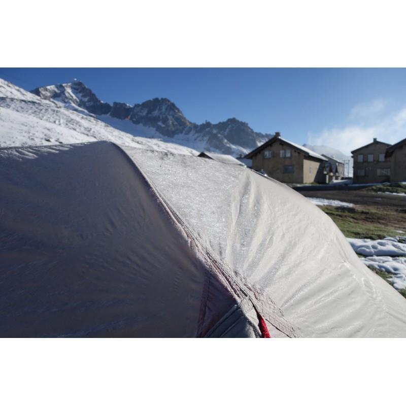 Bild 1 von Susanne zu MSR - Hubba Hubba NX - 2-Personen Zelt