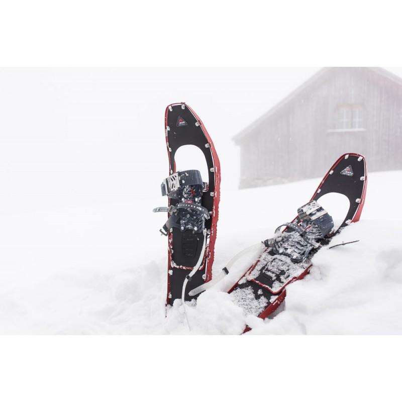 Bild 1 von Richard zu MSR - Lightning Axis - Schneeschuhe