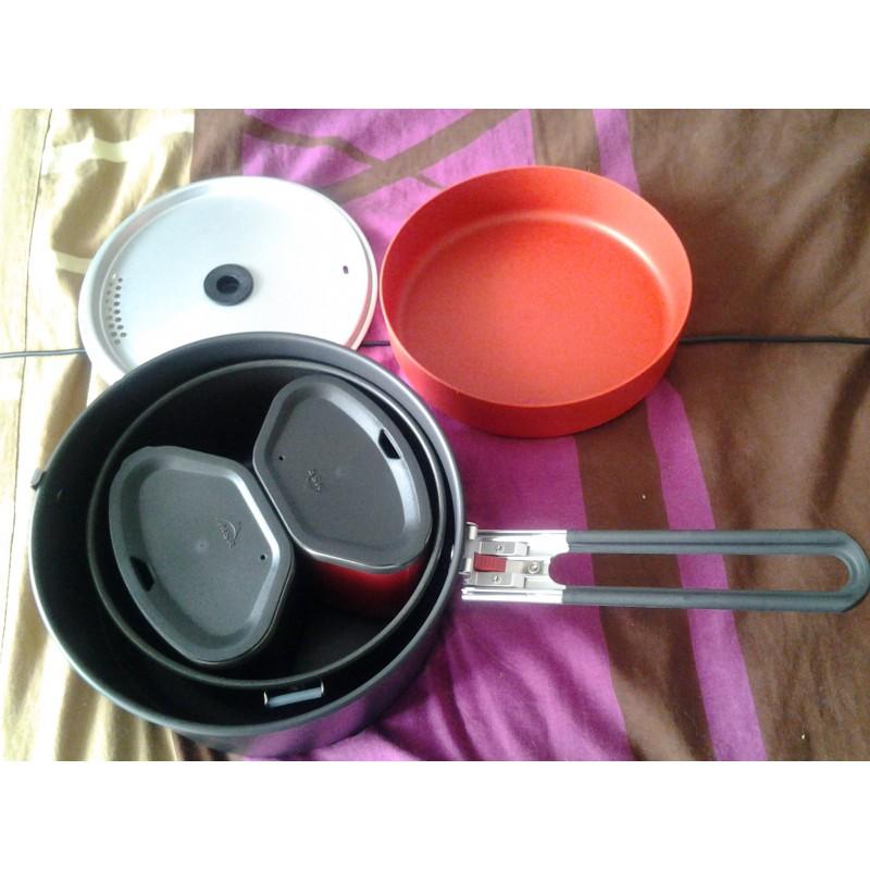 Bild 1 von Max zu MSR - Quick 2 System - Kochset