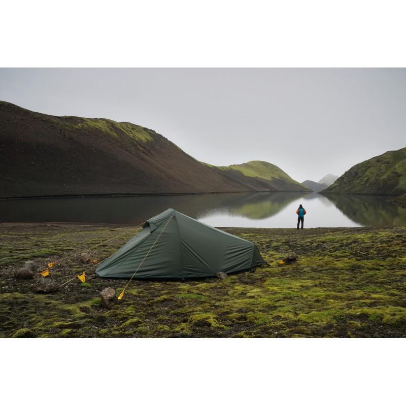Bild 1 von Andreas zu Nordisk - Svalbard 1 SI - 1-Personenzelt