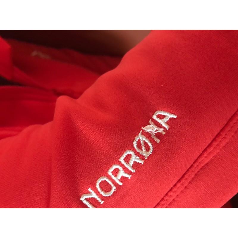 Bild 1 von Klaus zu Norrøna - Women's Narvik Warm2 Stretch Zip Hood
