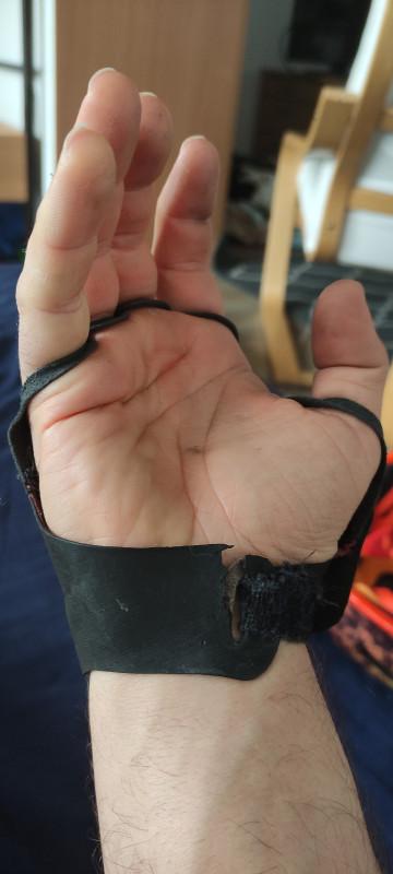 Bild 1 von Markus zu Ocun - Crack Gloves - Risshandschuhe