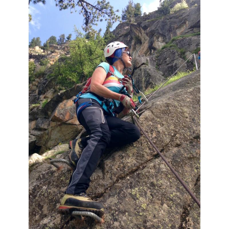 Bild 1 von Heidi zu Ocun - Via Ferrata Set Taja - Klettersteigset