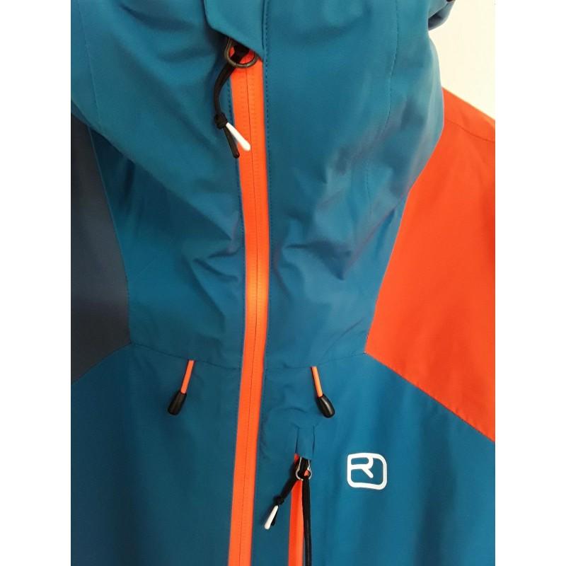 Bild 1 von Benjamin zu Ortovox - 3L Ortler Jacket - Regenjacke