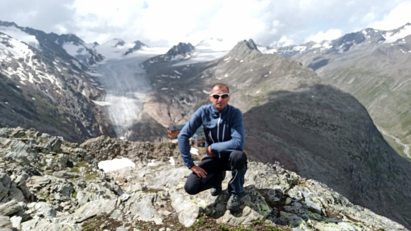 Bild 1 von Christoph zu Ortovox - Fleece Grid Jacket - Fleecejacke