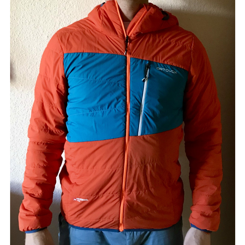 Bild 1 von Paul zu Ortovox - Swisswool Zebru Jacket - Wolljacke