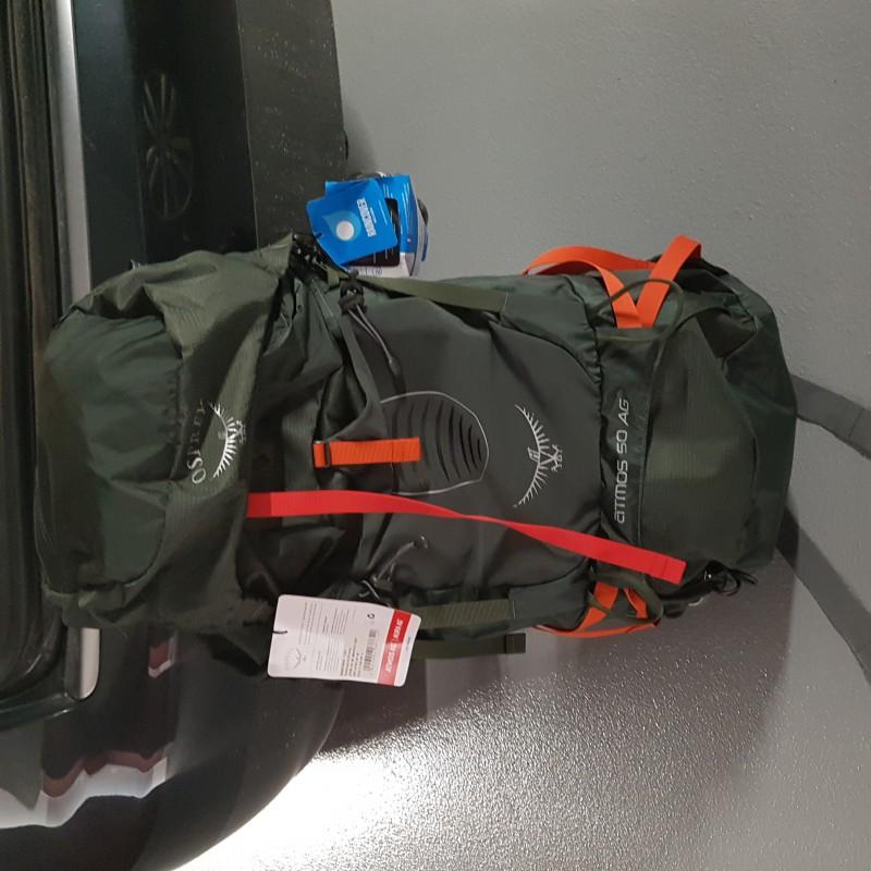Bild 2 von alex zu Osprey - Atmos AG 50 - Tourenrucksack