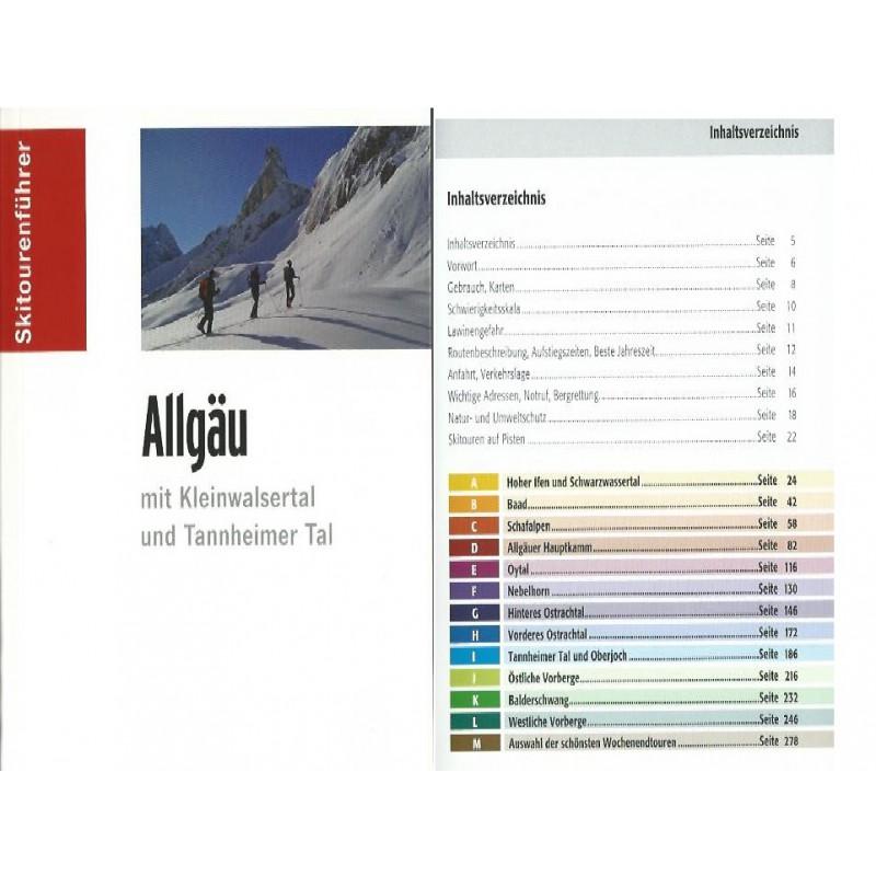 "Bild 1 von Reinhard zu Panico Verlag - Skitourenführer ""Allgäu"""