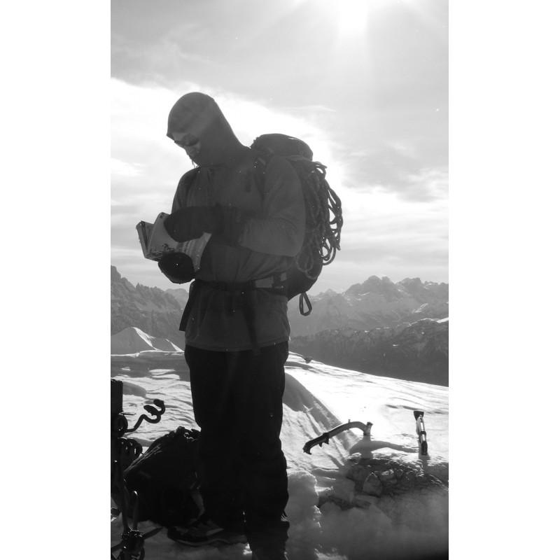 Bild 1 von David zu Patagonia - R1 Hoody - Fleecepullover