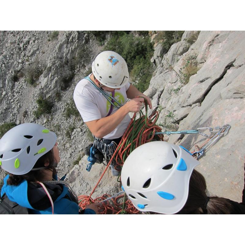 Bild 1 von Carolin zu Petzl - Elia - Kletterhelm
