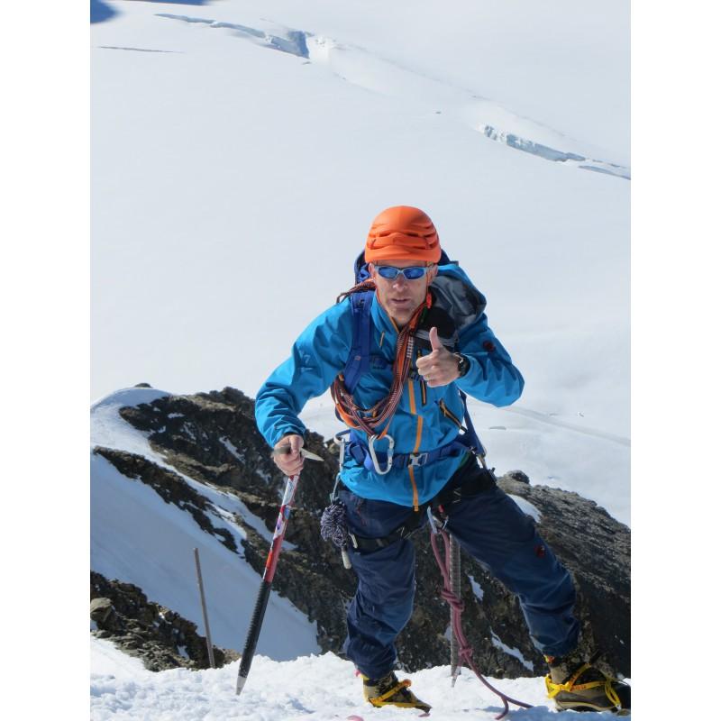 Bild 1 von Steven zu Petzl - Sirocco - Kletterhelm