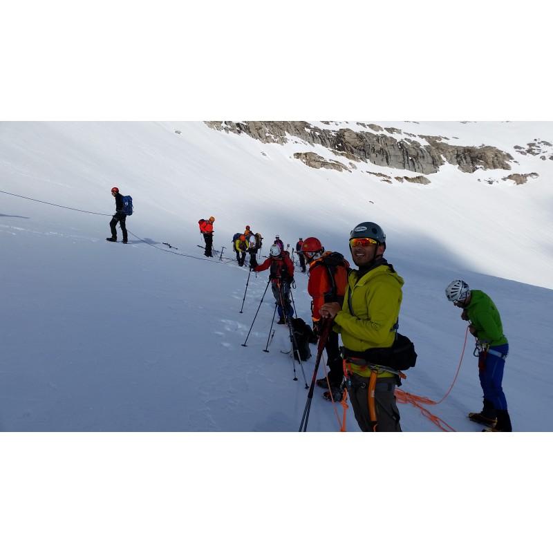Bild 1 von GEORGIOS zu R'adys - R4 Alpine Softshell Pants - Tourenhose