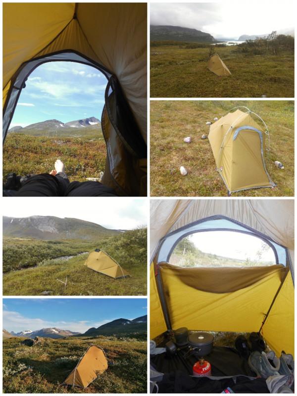 Bild 1 von Eva zu Robens - Elk River 1 - 1-Personen Zelt