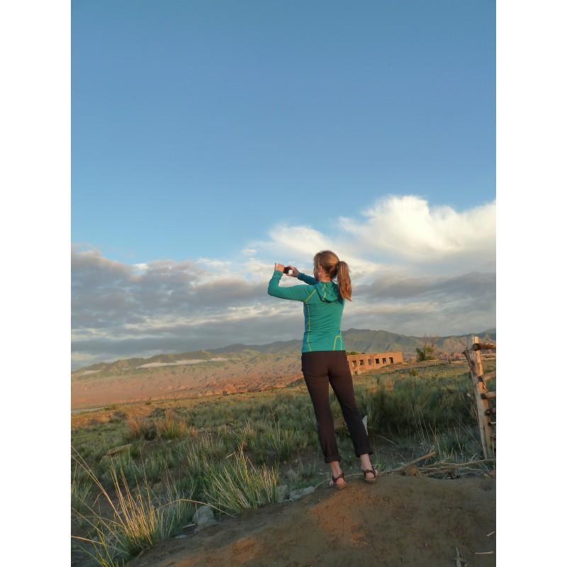 Bild 1 von Jutta zu Salomon - Women's Wayfarer Mountain Pant - Trekkinghose