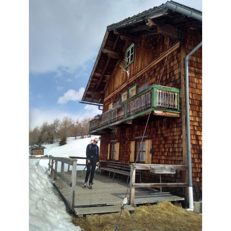 Bild 1 von Franziska zu Salomon - Women's X Alp Mid Leather GTX - Bergschuhe