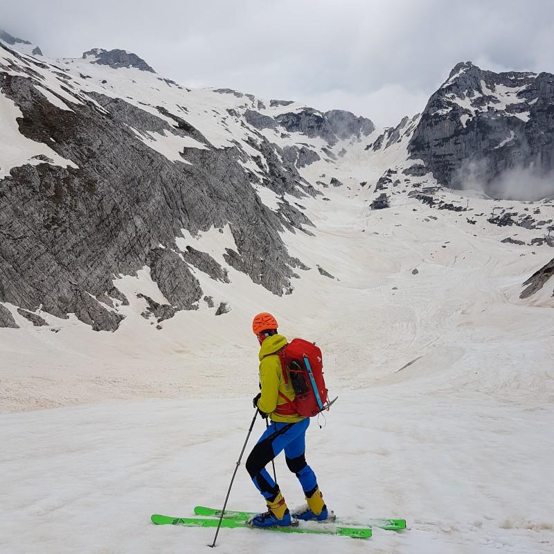 Bild 1 von Jelena zu Salomon - X Alp 23 - Tourenrucksack