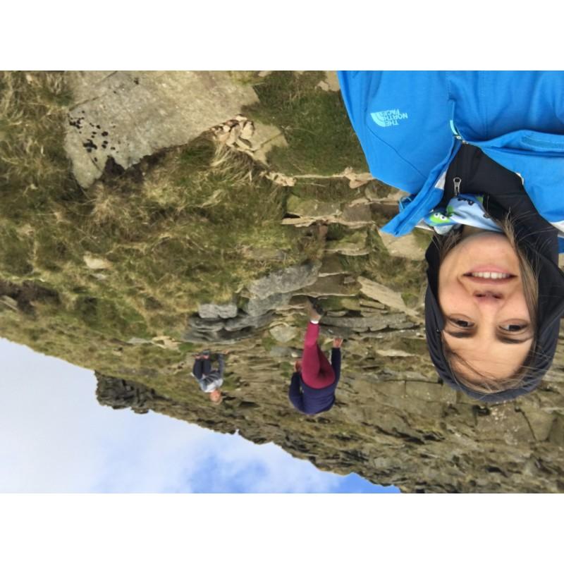 Bild 1 von ANA zu Sherpa - Women's Tchimi Hoodie - Fleecepullover