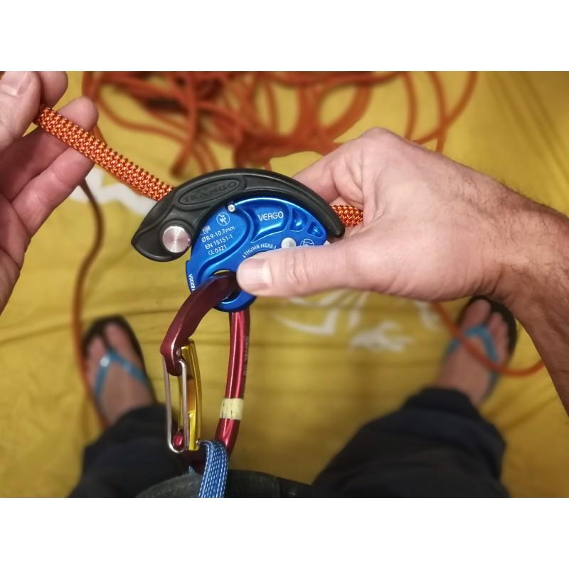 Bild 2 von Boris zu Trango - Vergo - Sicherungsgerät