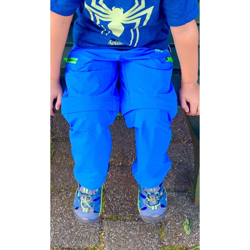Bild 1 von Jasna zu Trollkids - Kid's Kjerag Zip Off Pants - Trekkinghose