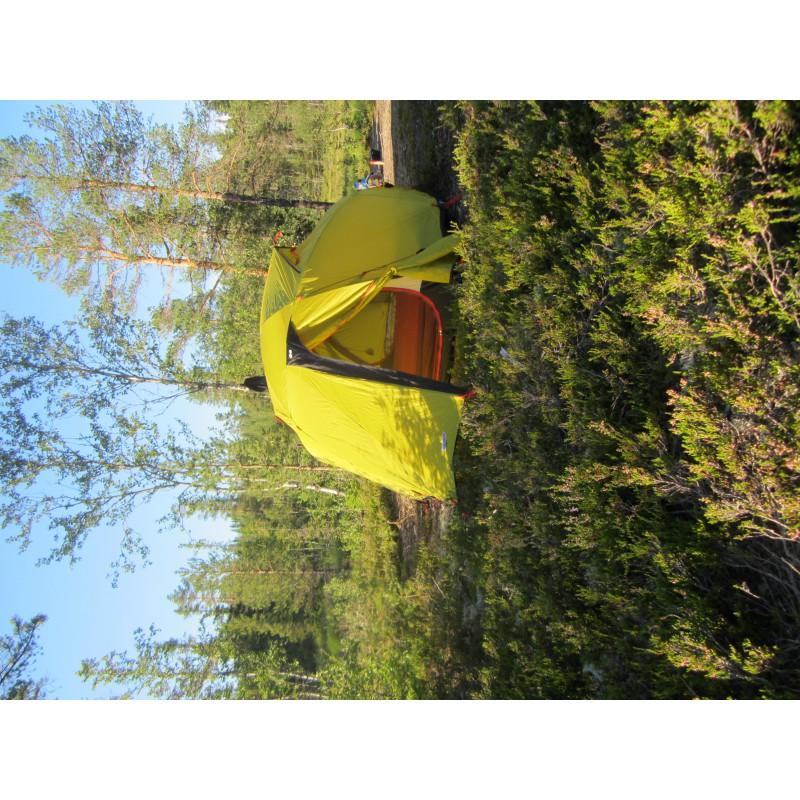 Bild 1 von Anne zu Wechsel - Precursor ''Unlimited Line'' - 4-Personenzelt
