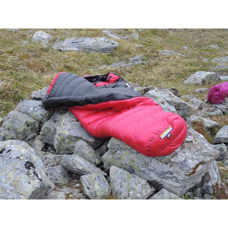 Bild 1 von Markus zu Western Mountaineering - AlpinLite - Daunenschlafsack