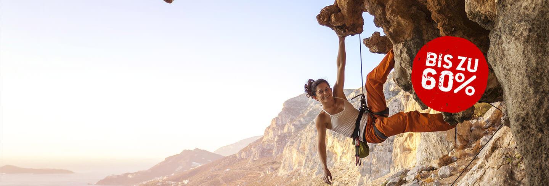 Kletter-Deals für's Wochende
