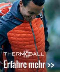 Erfahre jetzt mehr über The North Face Thermoball