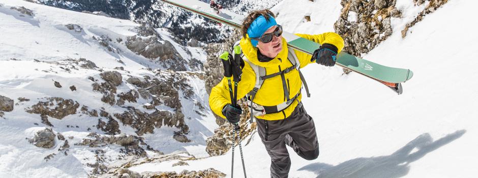 adidas Skitouren-Bekleidung