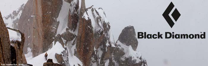 Black Diamond Ausrüstung für Alpinisten und Kletterer