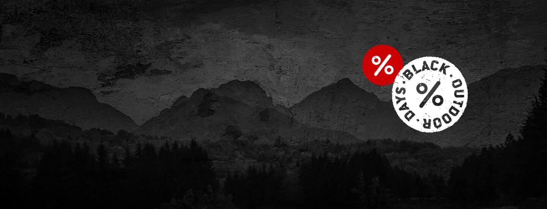 Black Outdoor Days - Klettern