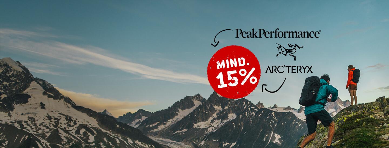Mind. 15% sparen