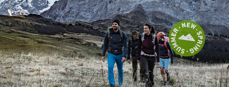Trekking entdecken