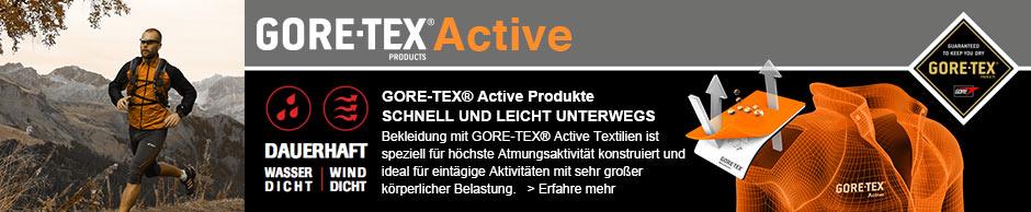 Gore Tex Active