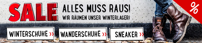 Winterschuhe im SALE!