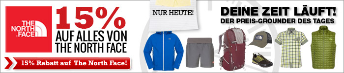 Zum The North Face Marken Shop