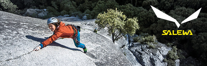 Salewa - hochwertige Ausrüstung für den Bergsport