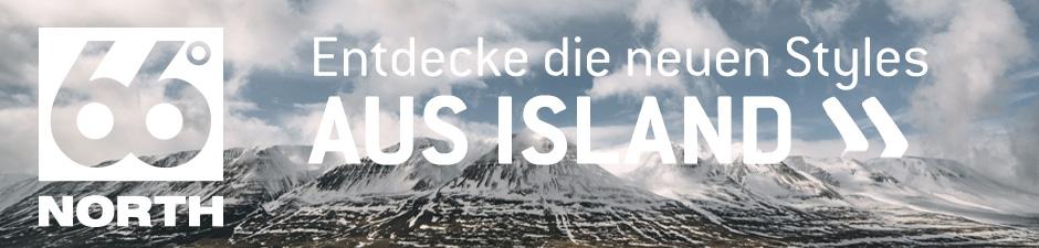 Entdecke die neuen Styles auf Island