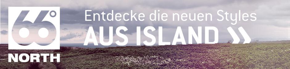 Entdecke die neuen Styles aus Island