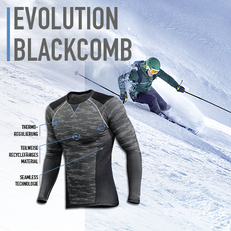 Die Odlo Blackcomb Kollektion