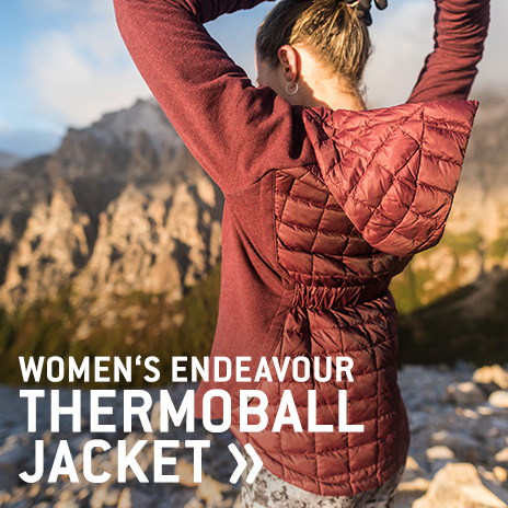 Endeavour Thermoball Jacket